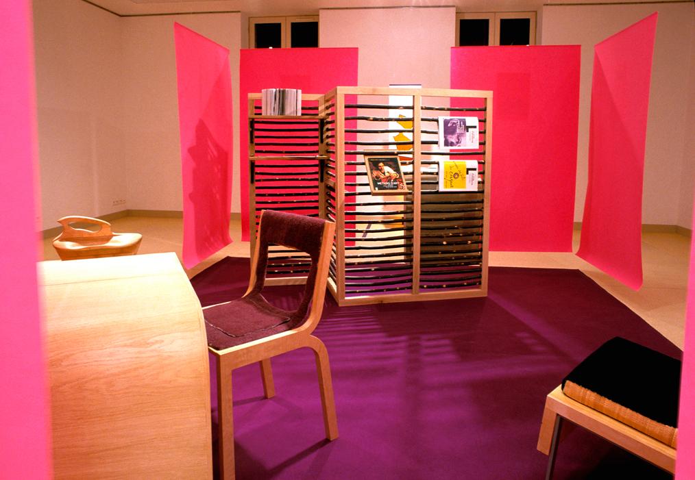 Matali Crasset, designer - Pôlarisation - résidence au Pôle Expérimental des Métiers d'Art de Nontron, dans le cadre des résidences de l'Art en Dordogne - photo B. Dupuy