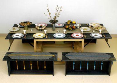 « A Tavola !* / *A Table ! » Design Stefania Di Petrillo