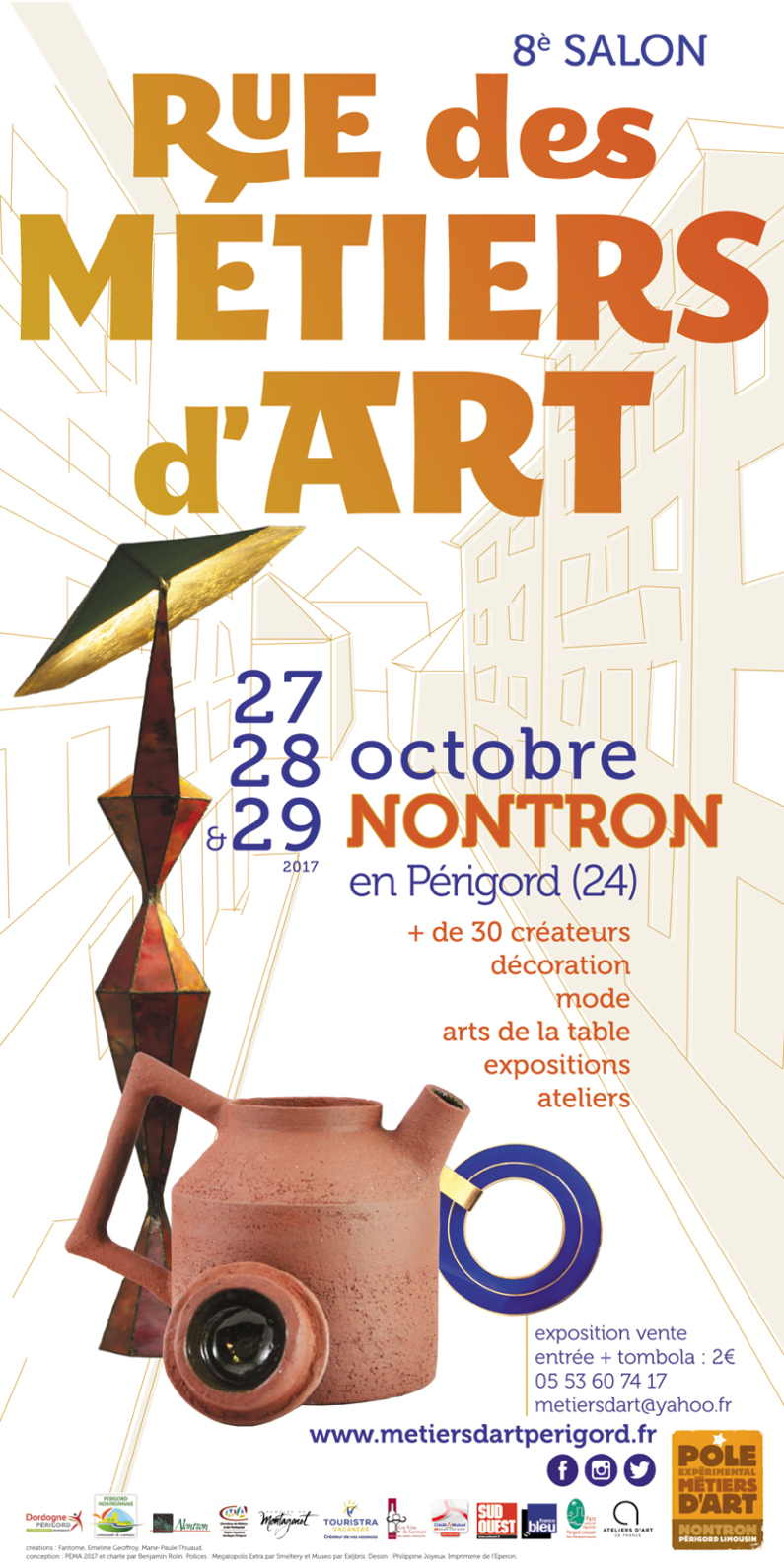 Salon art de la table 2017