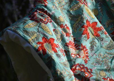 Tapisserie d'ameublement, Atelier L'Etoffe du siège - Crédit photo : Instagram @_photo_ synthese_