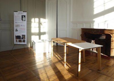 Alexander Hay, Ebéniste et Créateur de mobilier