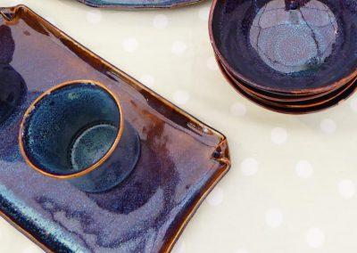 Bénédicte VAN PARYS, Au gré de la maison, Céramiste, poterie utilitaire