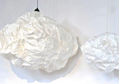 Luminaire en papier