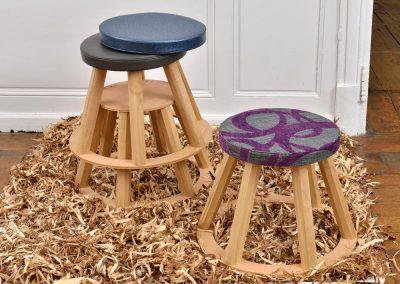 Graham  MILLAR, Au bois d'œuvre, sculpteur sur bois