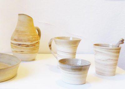 Isabelle Duclos-Verlaine céramique, poterie