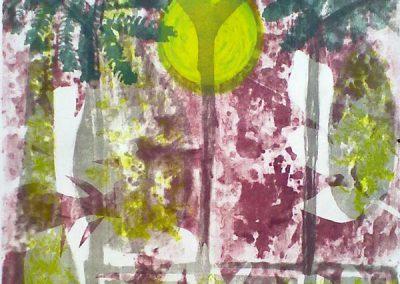 Janet Cintas Lithographie - Atelier pierre et images