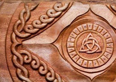 Lionel COCAIGN, Les créations de Nokuma, Tourneur et sculpteur sur bois, Calédonie