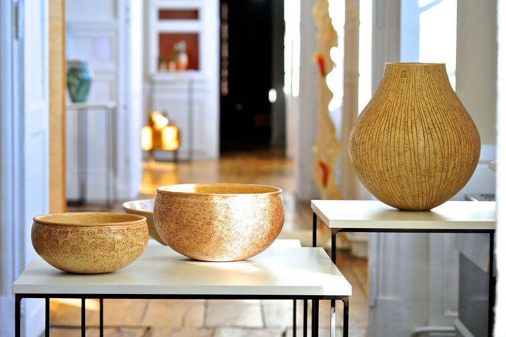 Céramique lituanienne, tradition four enterré