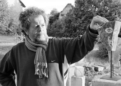 Pierre CARCAUZON, Art'Pierre, sculpteur sur pierre calcaire