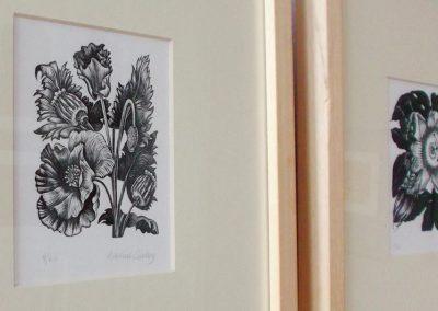 Rosalind LINDSAY, Gravure sur bois