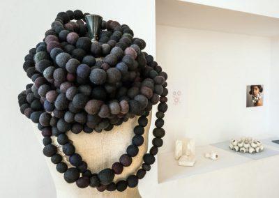Virginie Bois Création de bijoux en feutre