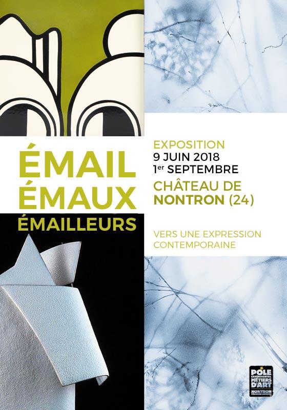 Email, émaux, émailleurs – exposition à Nontron