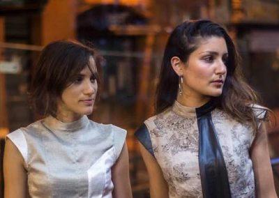 Fozia Hafiz, Chuuutes, Couturière et styliste