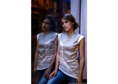 Fozia Hafiz - Chuuutes, couturière, styliste, recyclage - Nontron