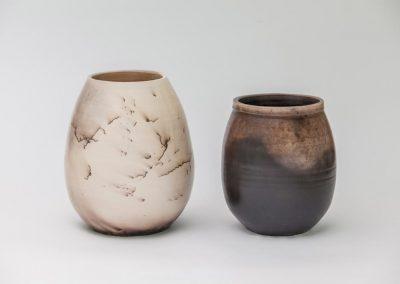 Marie-Laure Guillon, céramique, Les pieds sur terre