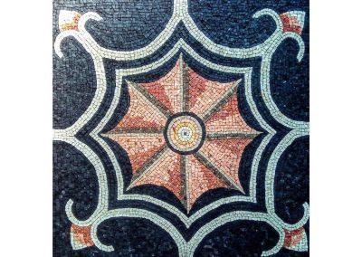Sandrine Combes, mosaïque en marbre, atelier d'art à Nontron