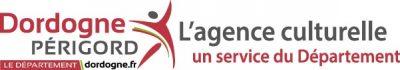 Logo Agence culturelle départementale dordogne-périgord
