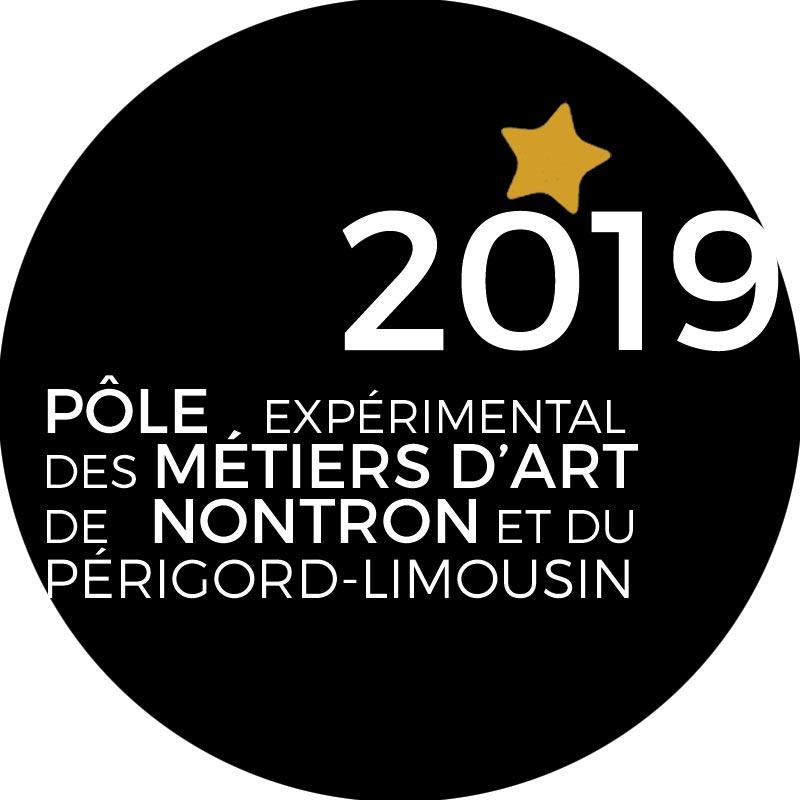 Programmation 2019 du Pôle Expérimental des Métiers d'Art de Nontron et du Périgord-Limousin