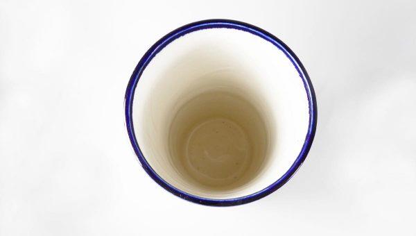 Vase photo de classe - porcelaine - Marlène Requier