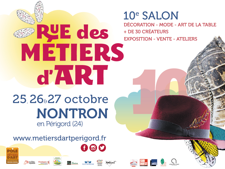 10th Exhibition «Rue des Métiers d'Art»