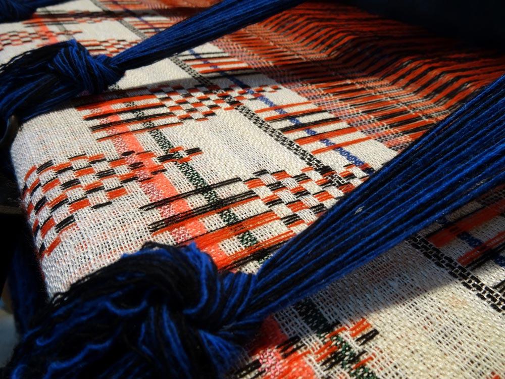 Côme Touvay, création textile