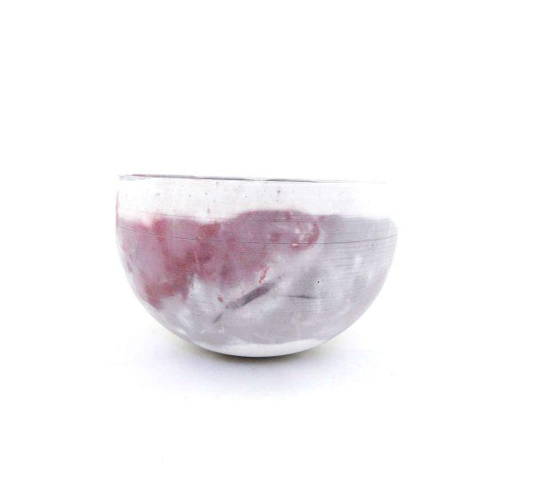Bol en terre de porcelaine sigillée