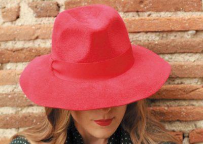 Amélie HÉLIN, Kum-A, Modiste chapeau