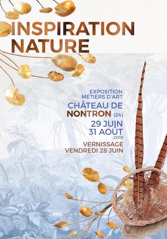 Inspiration Nature – exposition métiers d'art à Nontron