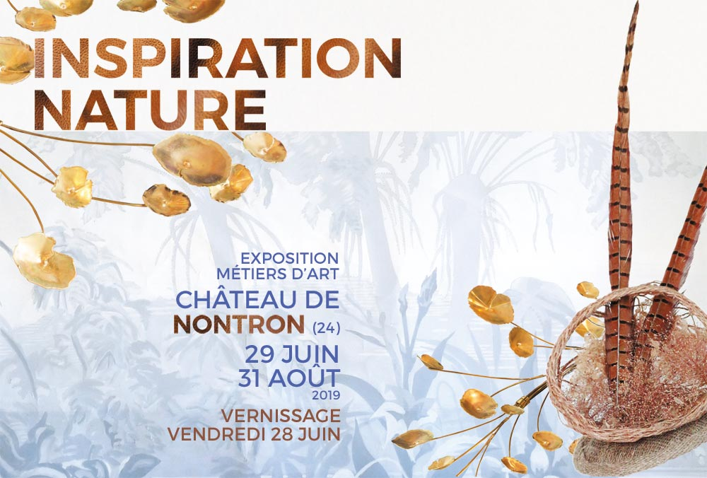Inspiration Nature – Arts and crafts exhibition in Nontron