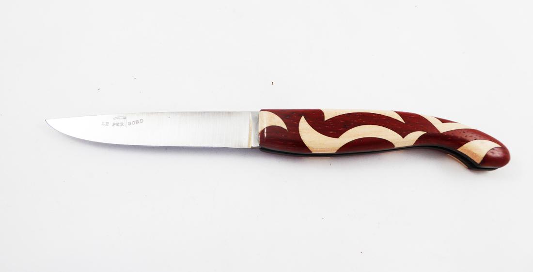 Couteau de la Coutellerie Le Périgord pour le concours Fête du Couteau à Nontron 2019