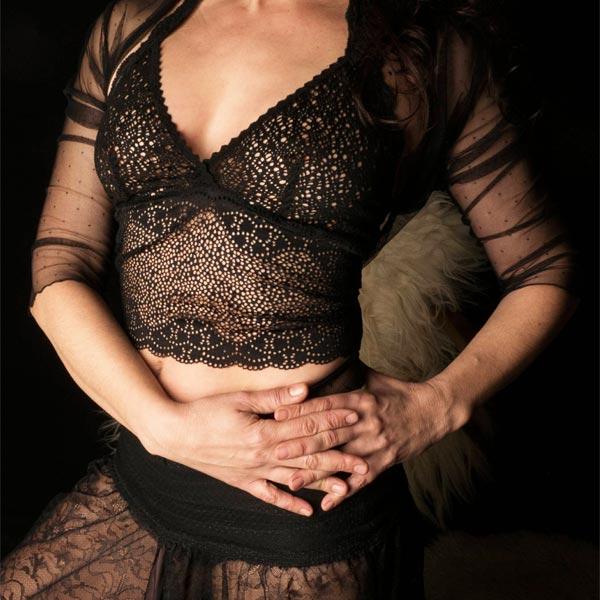 Karen Cayuela - Les dessous de Karen, lingerie éthique