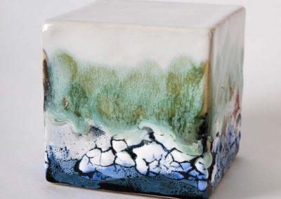 Cube-céramique-Christine Waxweiler