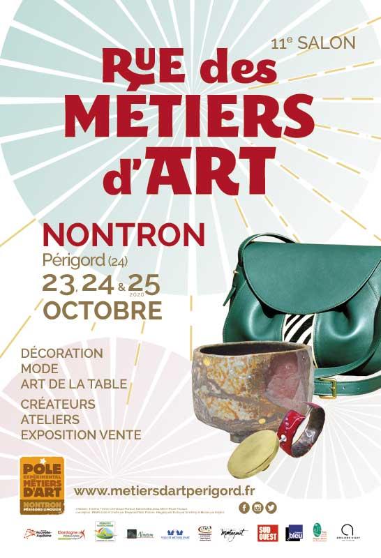 11th Exhibition « Rue des Métiers d'Art »