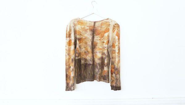 Sous-pull foncé en laine de mérinos - Marlène Popovic