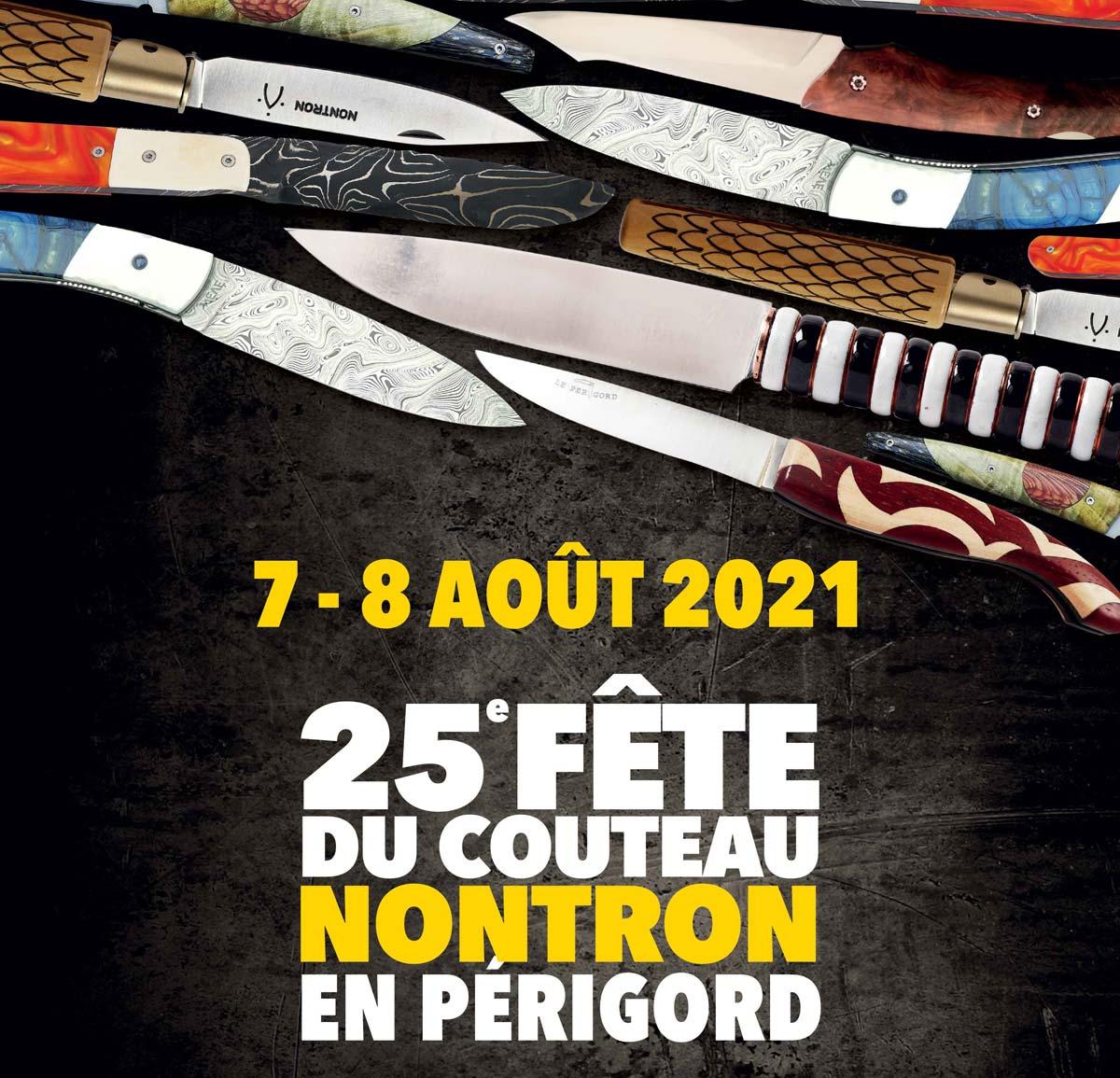 Fête du couteau à Nontron 2021