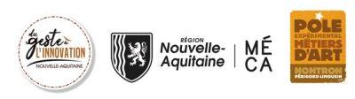 Logos expo Les Messagers Méca Bordeaux