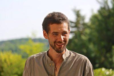 portrait Arnaud Erhart