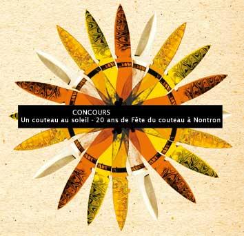 Exposition «Un couteau au soleil» – concours pour les 20 ans de la Fête du couteau
